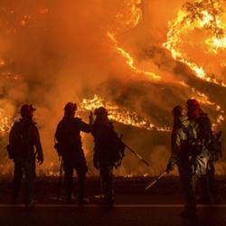 カリフォルニアでは受刑者が消防士に!?