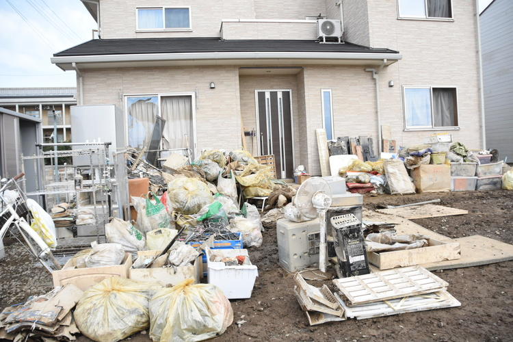 被災地における住宅復旧作業の注意点 | 危機管理分野のEラーニングのご ...